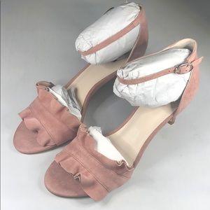 Alfani Women's Grayy Ruffle Dress Sandals 7M (p265